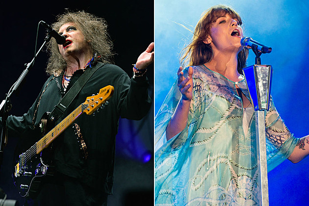 The Cure / Florence and the Machine