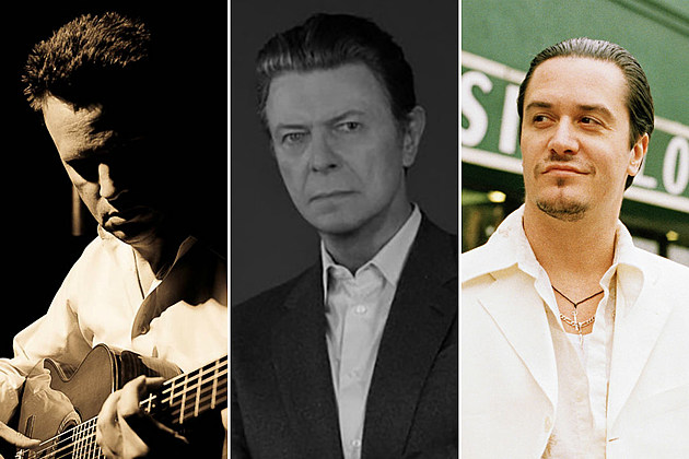 Mark Kozelek / David Bowie / Mike Patton