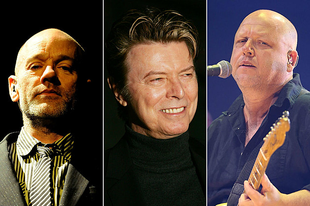 Michael Stipe / David Bowie / Pixies