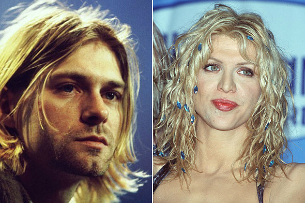 Kurt Cobain / Courtney Love
