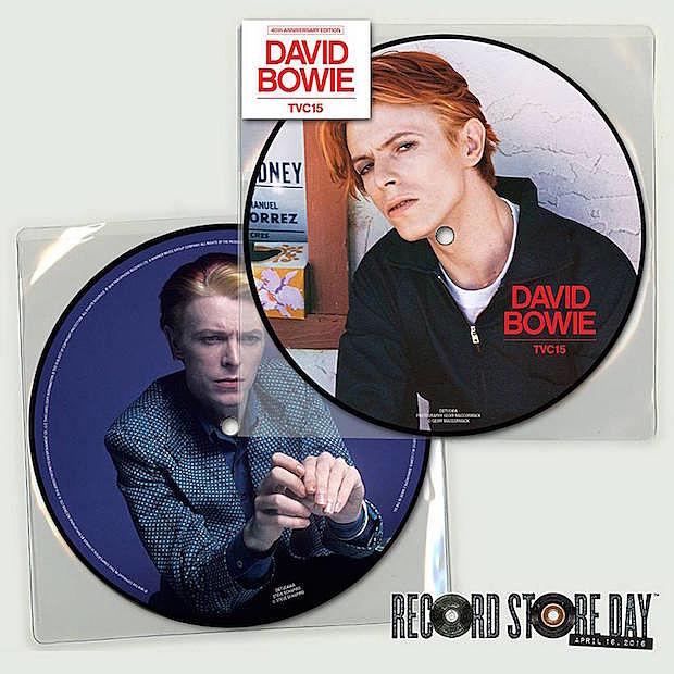 Bowie Reissue