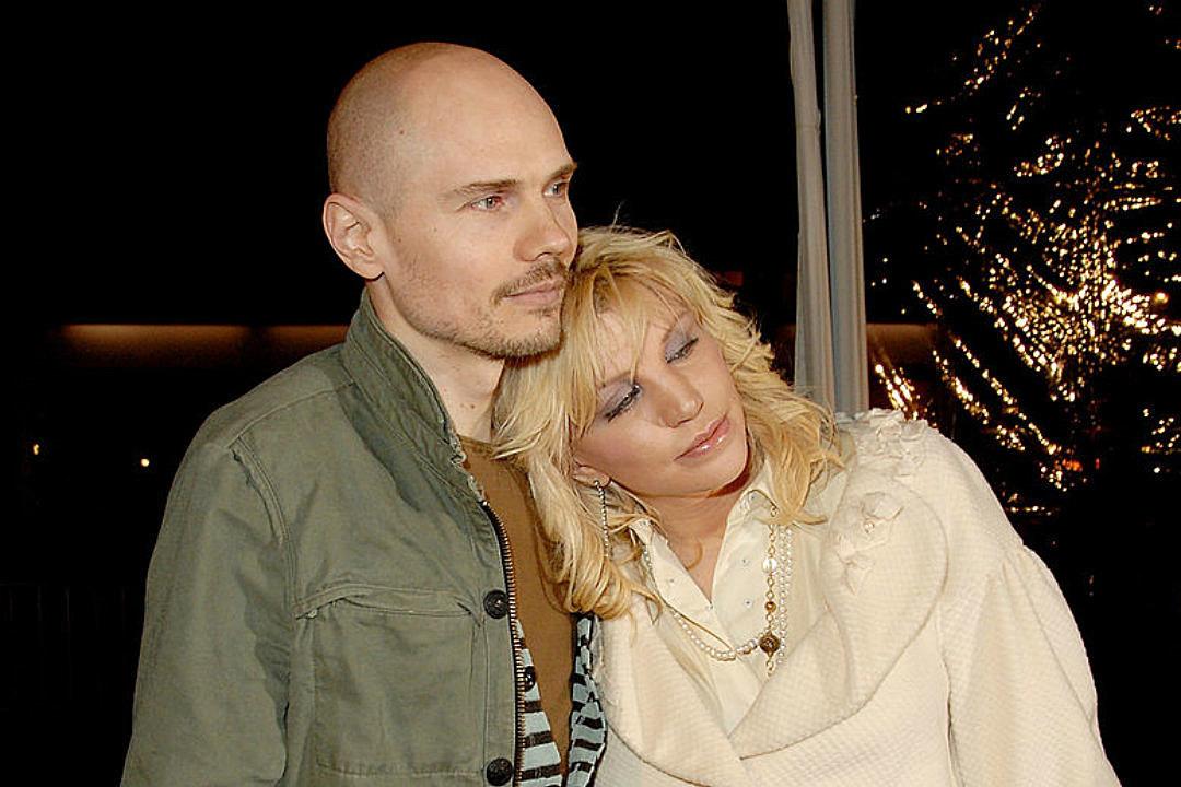 Courtney Love Dumped Billy Corgan Partly Because He Wouldn't Pay for Her Plane Ticket