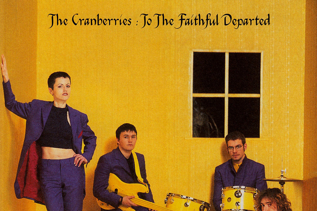 20 Years Ago: The Cranberries Release Their Third Album 'To the Faithful Departed'