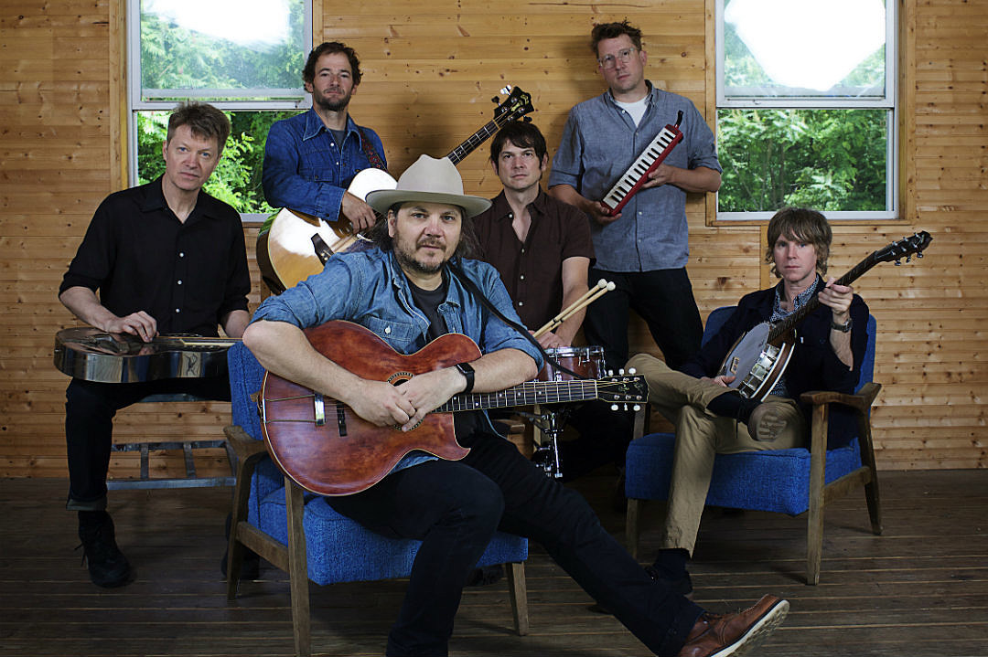 Wilco Announce Summer Tour + Dates With Kurt Vile, Angel Olsen