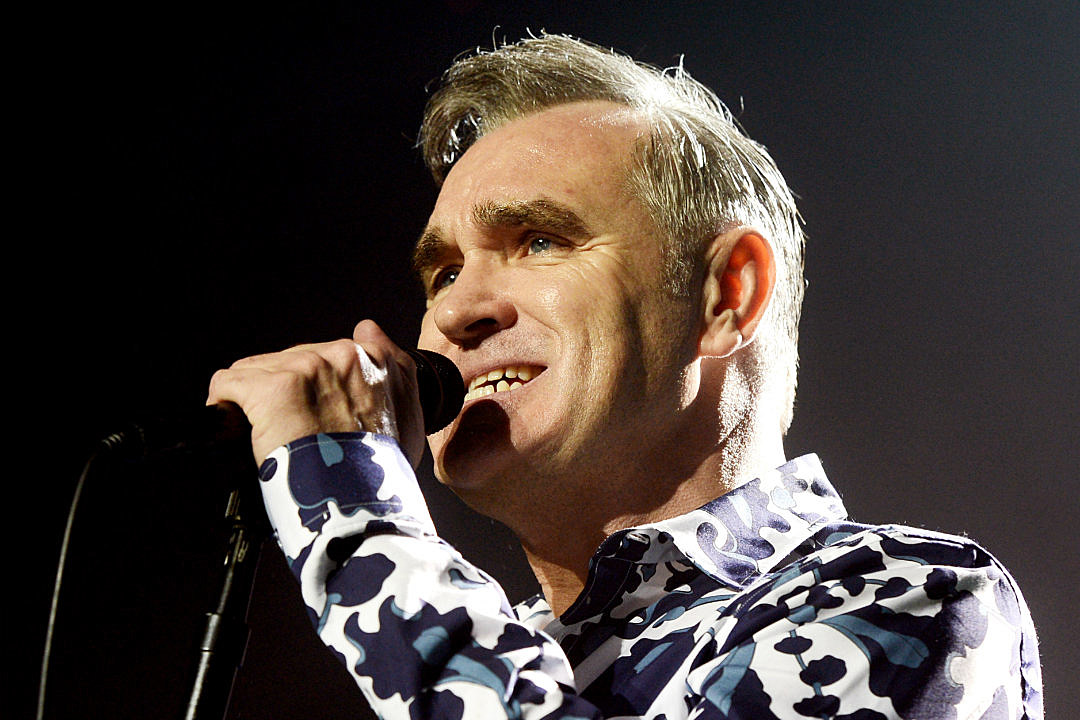 Now Our Hearts Are Full: Morrissey Says He'll Headline Riot Fest After All