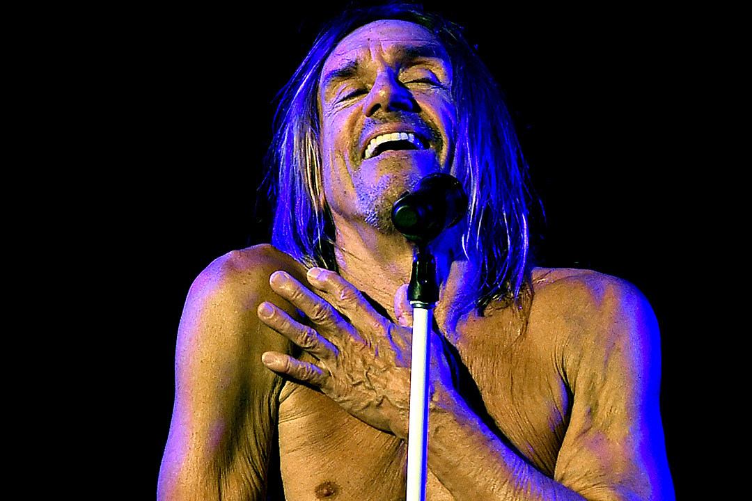 Iggy Pop Considering Retirement