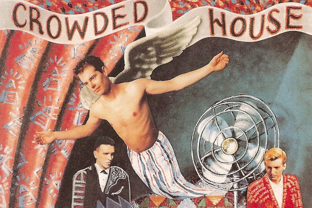 30 Years Ago: Crowded House Emerge From the Ashes of Split Enz With Their Self-Titled Debut
