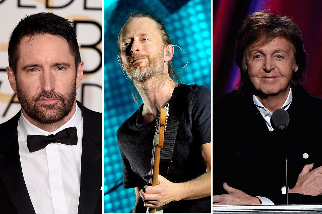 Thom Yorke, Trent Reznor, Paul McCartney + More Ask Congress for Gun Control