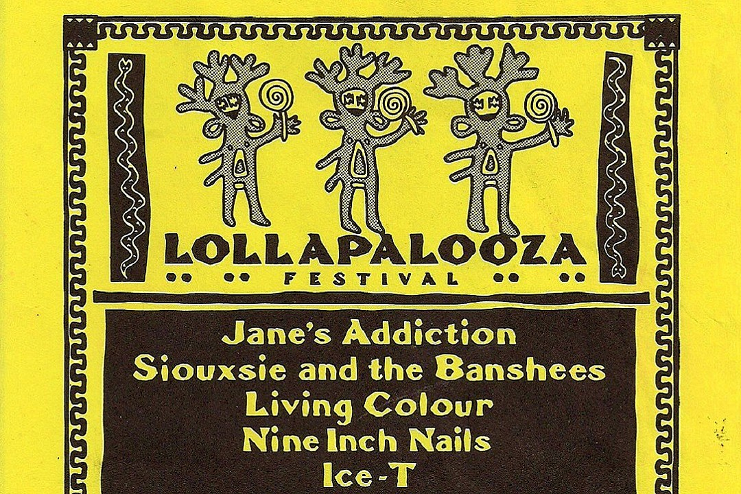 25 Years Ago: The First Lollapalooza Brings \'Alternative\' to the Nation