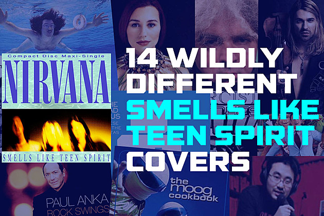 14 Wildly Different 'Smells Like Teen Spirit' Covers