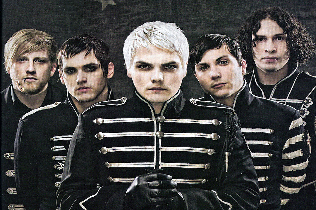 10 Years Ago My Chemical Romance Welcome Us To The Black Parade