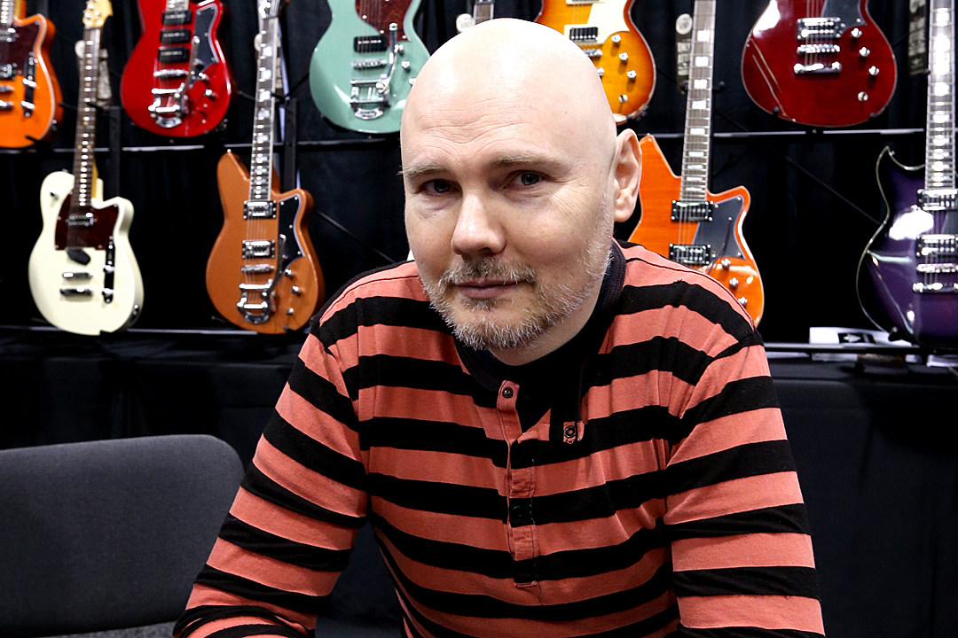 Billy Corgan Says TNA's Lying, Demands Payment For What's Owed