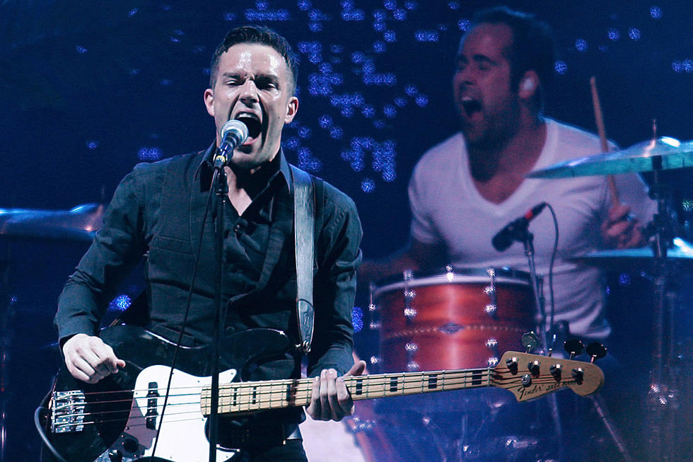 The Killers Release Charity Christmas Album, \'Don\'t Waste Your Wishes\'