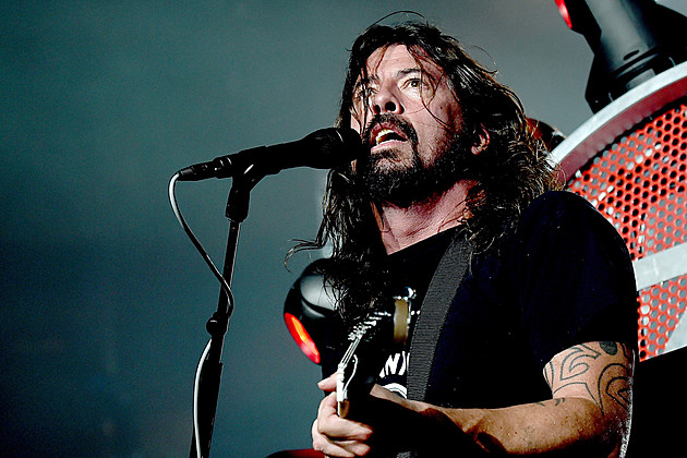 Foo Fighters World Tour Dates Revealed