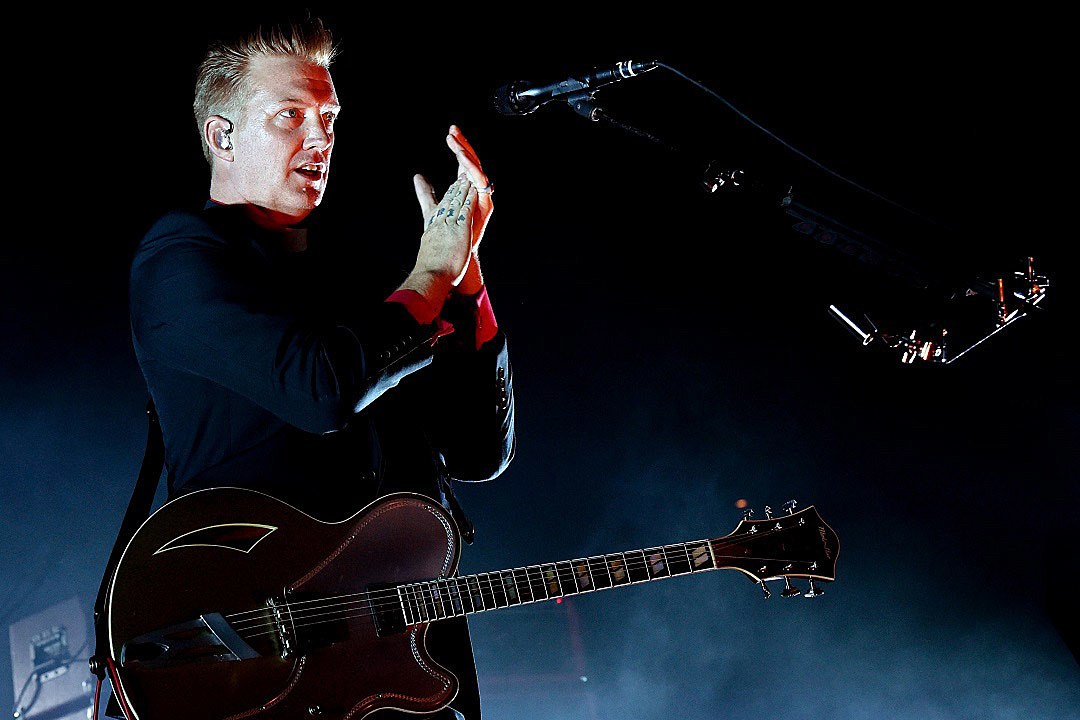 Queens of the Stone Age Finish New Album