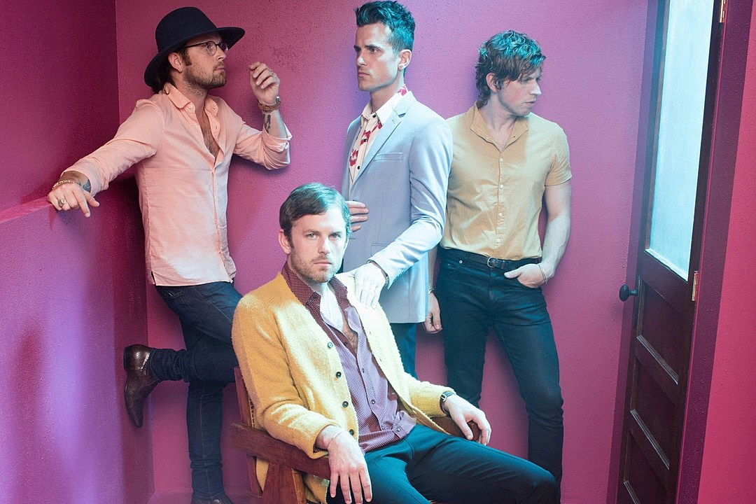 Kings of Leon to perform tonight on 'Late Night with Seth Meyers'