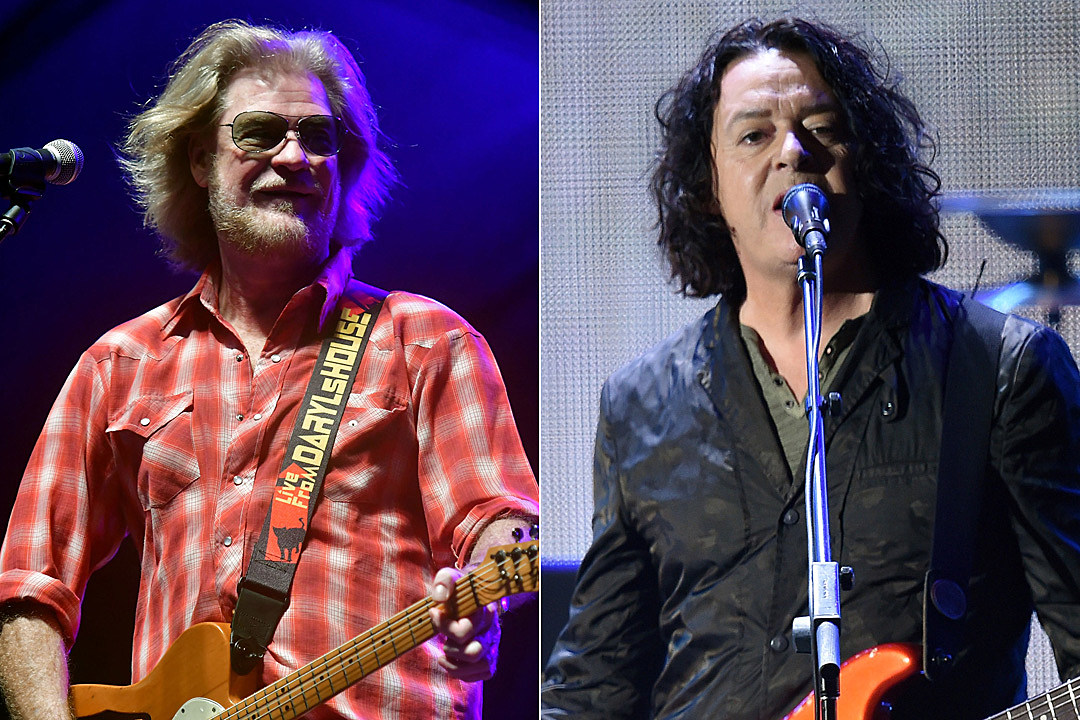 Hall & Oates, Tears for Fears Plot Joint North American Tour