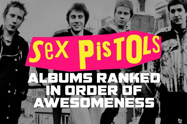 The Sex Pistols Albums 24