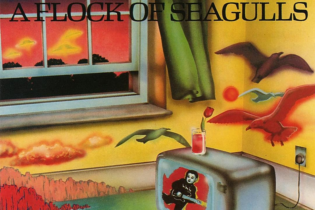 35 Years Ago A Flock Of Seagulls Eponymous Debut Shows They Were