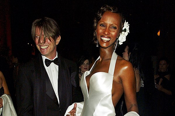 25 Years Ago: David Bowie Marries Iman In Private Ceremony