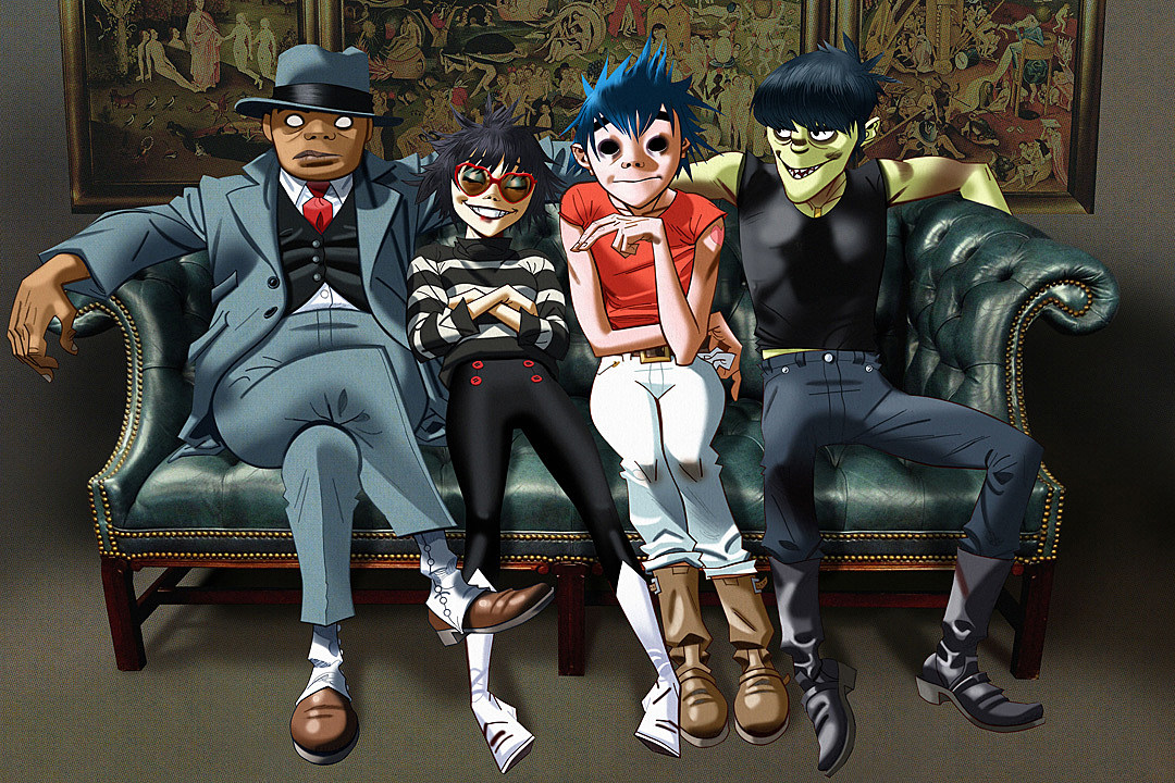 Cartoon band Gorillaz announces Gwinnett tour stop