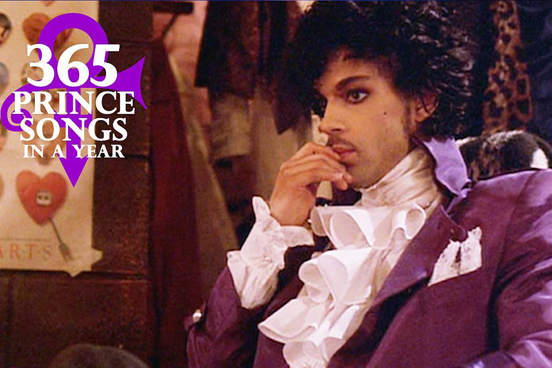 Prince And Apollonia Kiss
