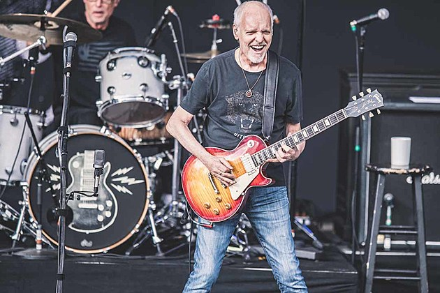 Peter Frampton Mountain Jam