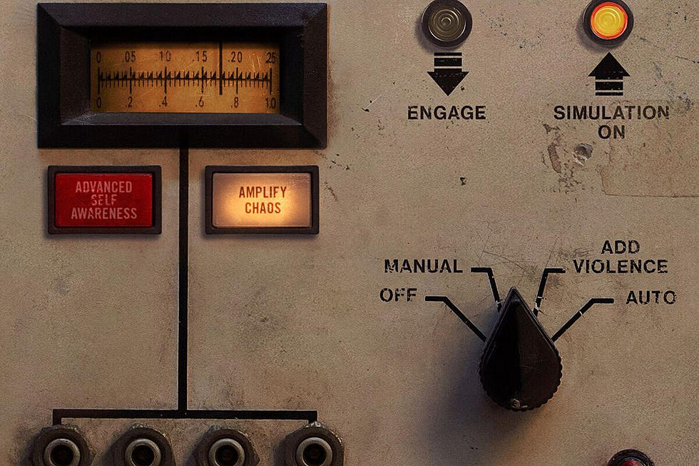 Nine Inch Nails Confirm Details of New EP, \'Add Violence\'