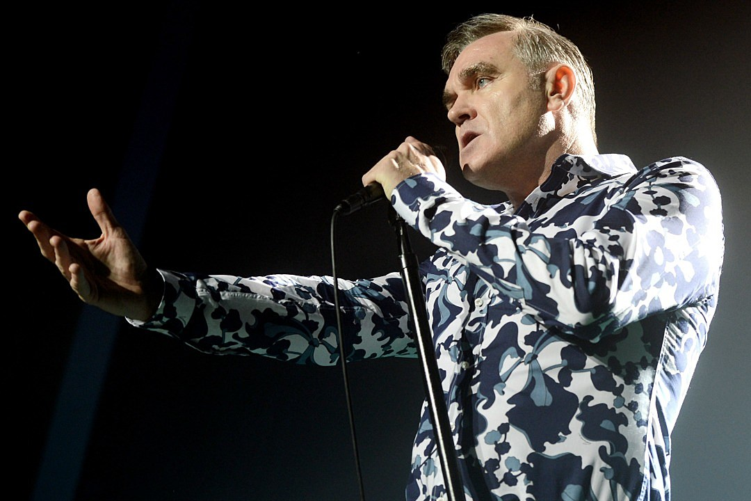 Morrissey Calls Stop By Police 'Deliberate Act Of Terror'