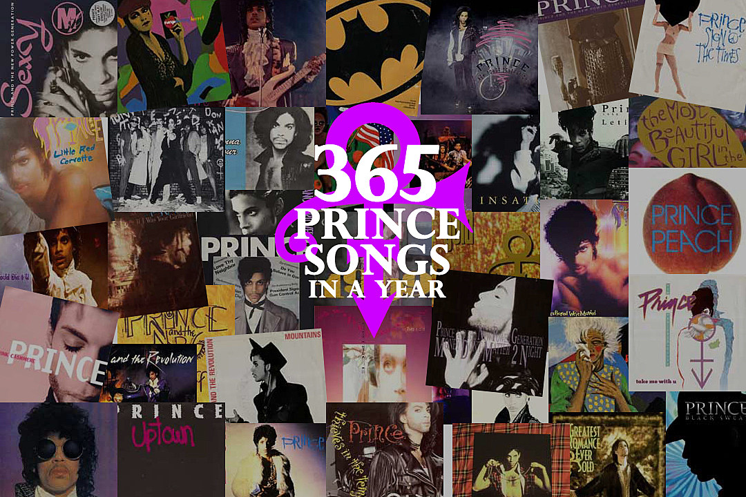 365 Prince Songs In A Year