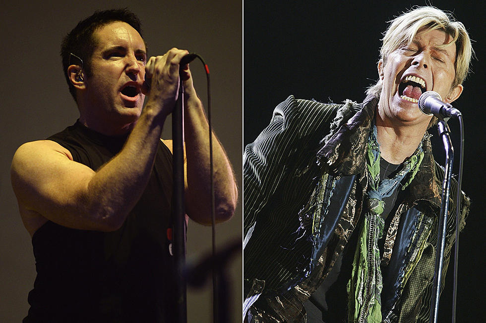Nine Inch Nails Cover David Bowie on Opening Night: Set List + Video