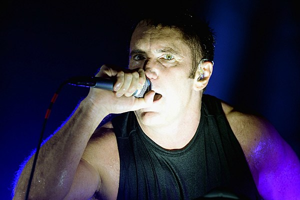 Trent Reznor Hints At Release Of Second Ep In Trilogy