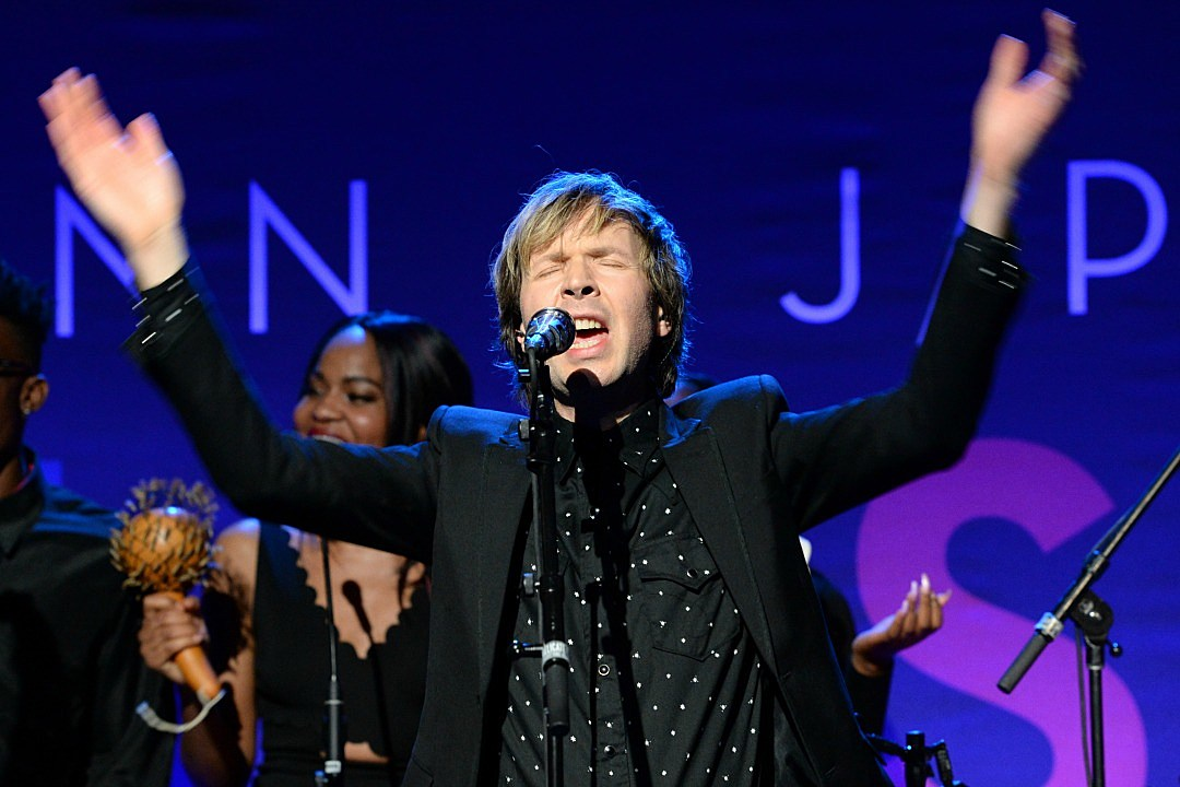 Beck announces new album