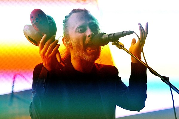 Radiohead Tour Dates History