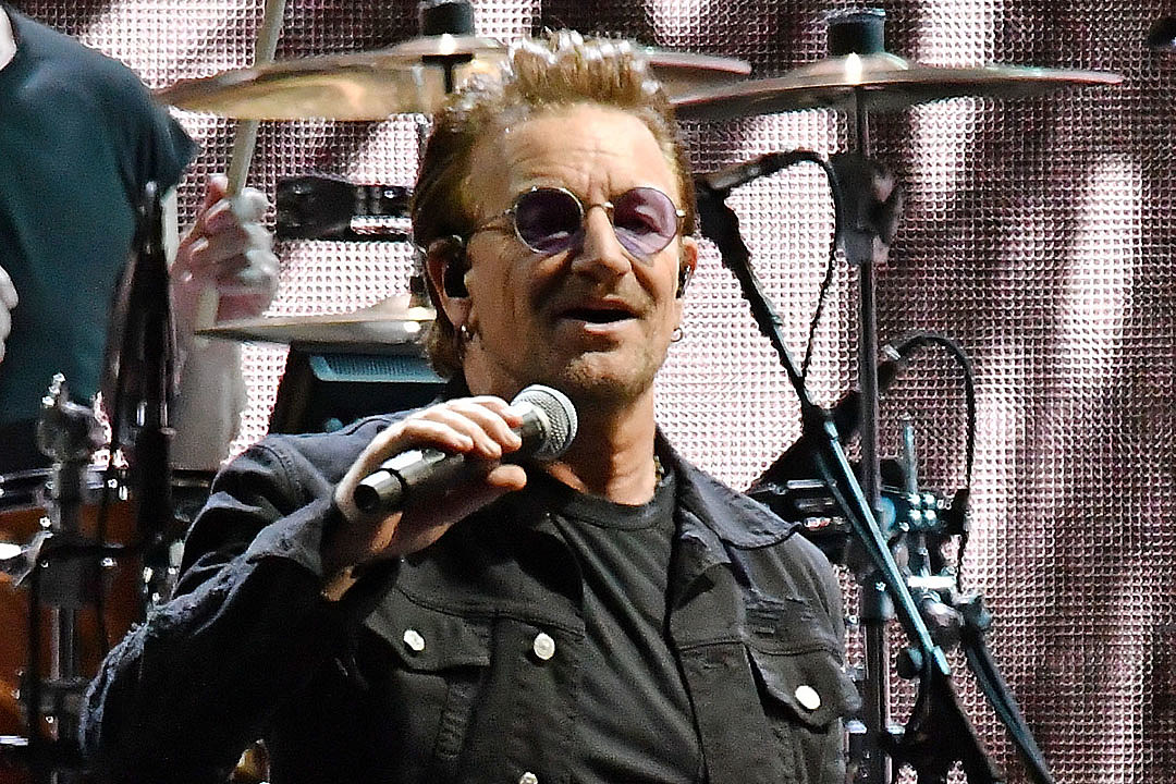 U2 share video for new song 'The Blackout'