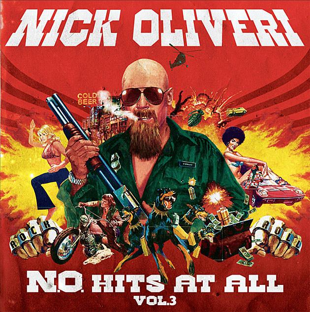 Nick Oliveri album