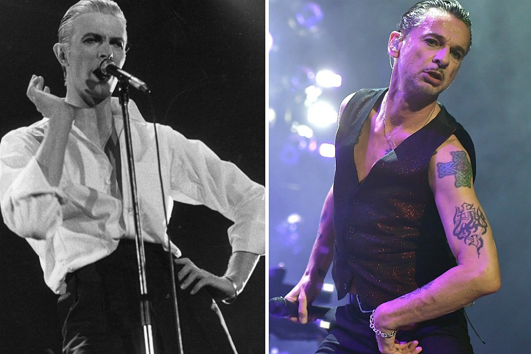 Watch Depeche Mode Cover David Bowie's 'Heroes'