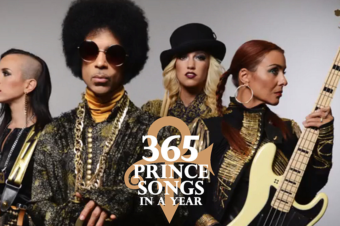 Prince Celebrates Girl Power in Stomping, Youth-Fueled 'FixUrLifeUp': 365 Prince Songs in a Year