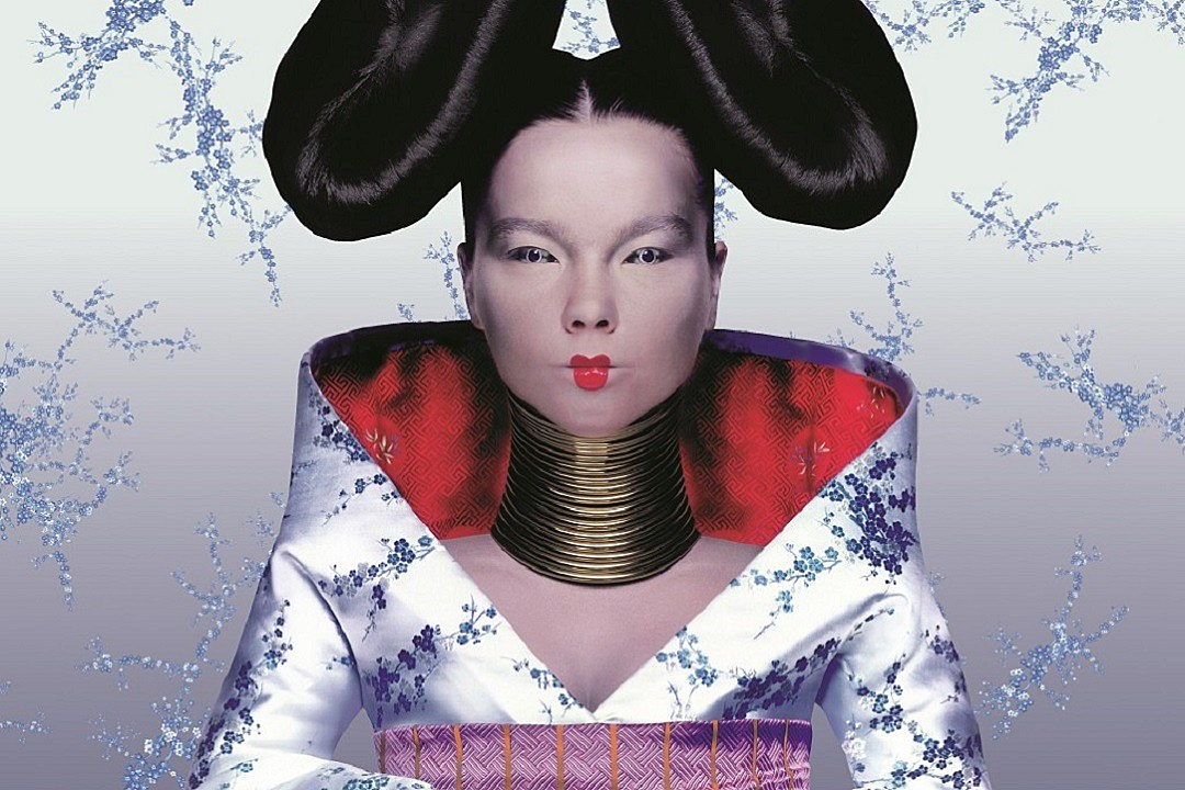 20 Years Ago: Bjork Becomes an Electronic Warrior on 'Homogenic'