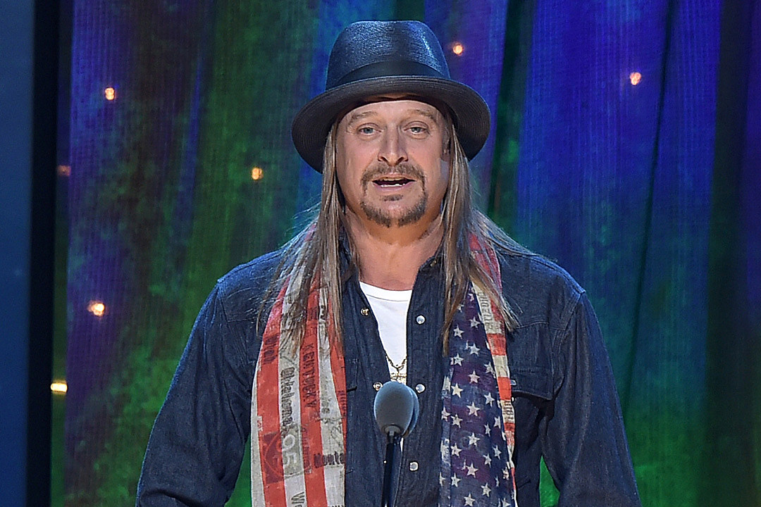 Kid Rock's Response to Allegations of Election Law Violations: 'Go Fuck Yourselves'