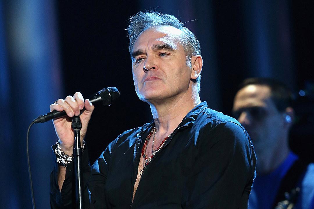 Morrissey Announces Fall 2017 U.S. Tour