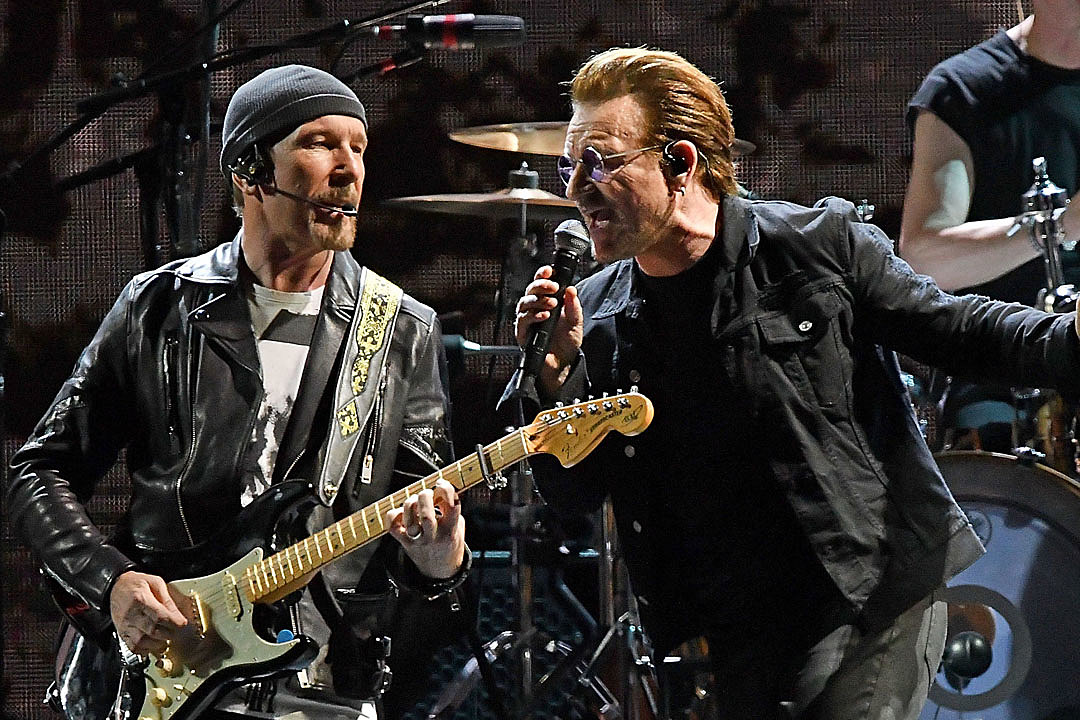 U2 cancel US concert amid protests over police officer's murder charge acquittal