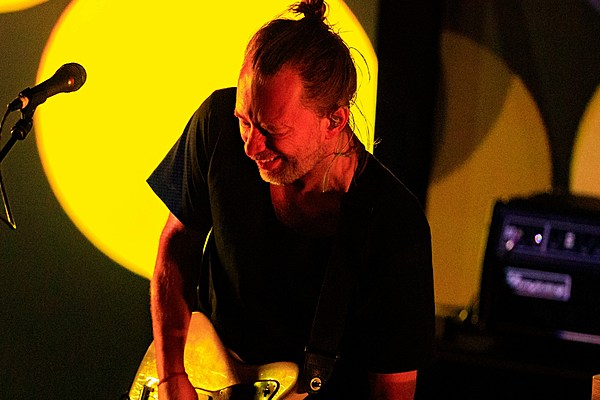 Watch Thom Yorke Debut New Solo Song I M A Very Rude Person