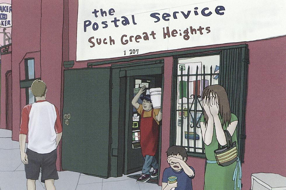 The Postal Service\'s Single Pushes Them to \'Such Great Heights\'