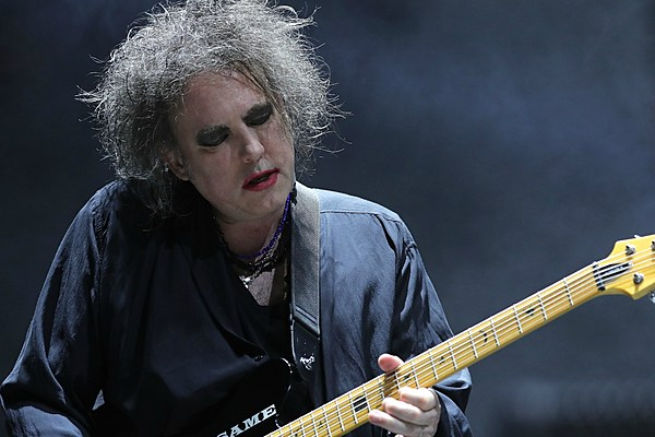 The Cure To Release Mixed Up Town Down For Record
